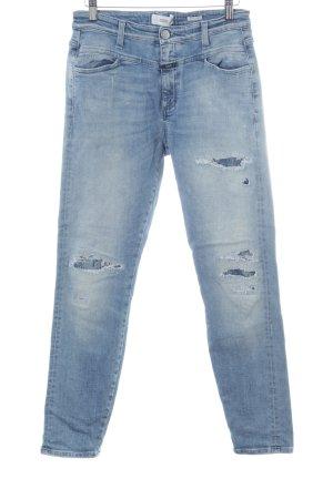 Closed Skinny jeans veelkleurig casual uitstraling
