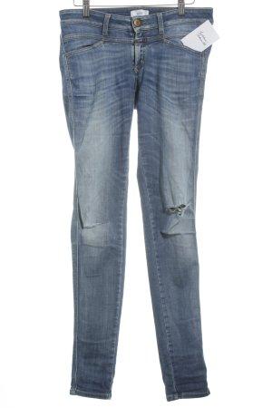 "Closed Skinny Jeans ""Pedal Star "" blau"
