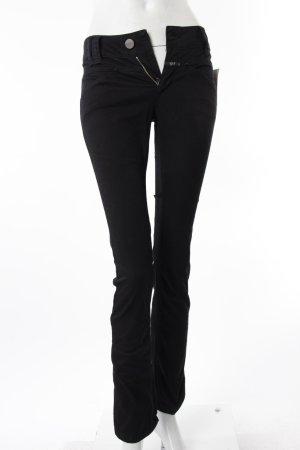Closed Skinny Jeans schwarz