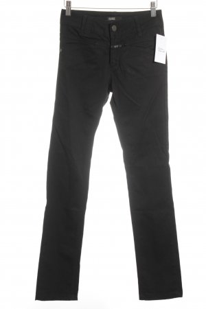 Closed Skinny Jeans schwarz