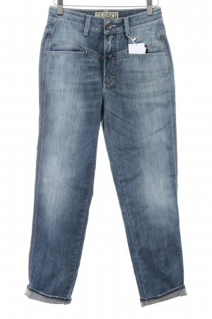 Closed Skinny Jeans stahlblau Casual-Look