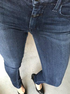 Closed skinny Jeans used blau Größe 34