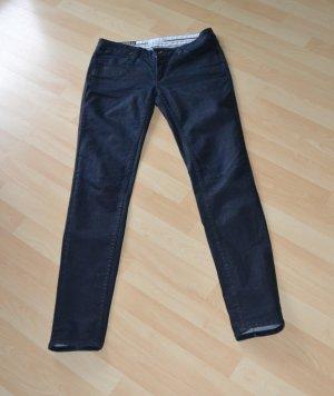 CLOSED! Slim fit Jeans Jools, dunkelblau beschichtet, Gr. 28