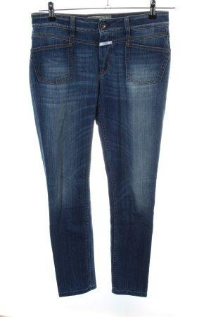 Closed Jeans slim fit blu stile casual