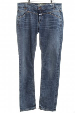 Closed Slim Jeans blue casual look