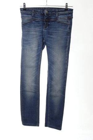 Closed Jeans slim bleu style décontracté