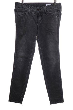Closed Slim jeans zwart casual uitstraling