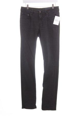 Closed Slim Jeans anthrazit Casual-Look