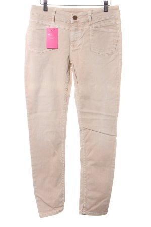 Closed Slim Jeans beige Casual-Look