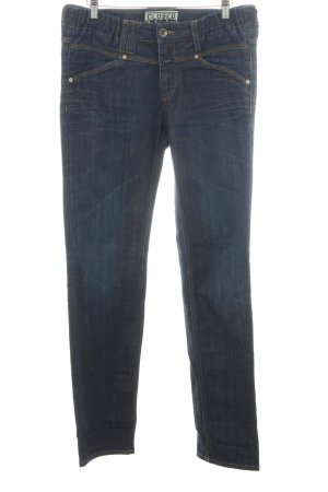 Closed Slim Jeans blau Casual-Look