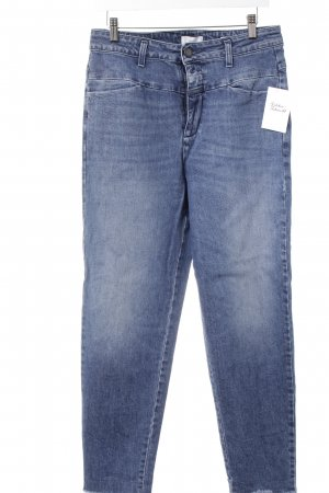 Closed Slim Jeans blau Casual-Look