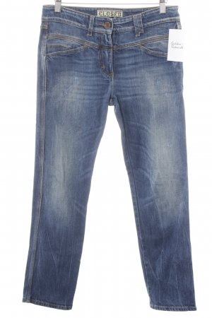 Closed Slim jeans blauw casual uitstraling