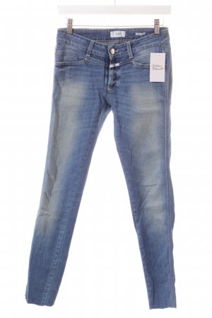 Closed Slim Jeans blau klassischer Stil