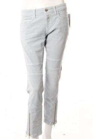 Closed Slim Jeans blaugrau knöchellang