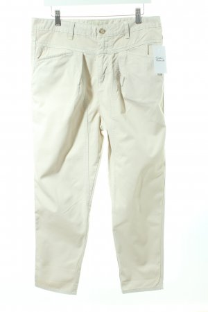 Closed Slim Jeans creme Casual-Look