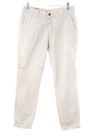 Closed Slim Jeans creme-roségoldfarben Casual-Look