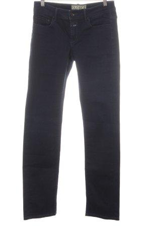 Closed Slim Jeans dunkelblau Casual-Look