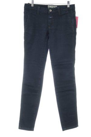 Closed Slim Jeans dunkelblau Jeans-Optik