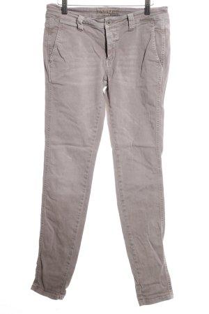 Closed Slim jeans lichtgrijs casual uitstraling