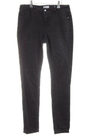 Closed Slim Jeans schwarz Casual-Look