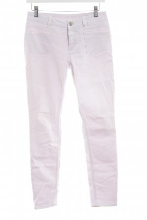 Closed Jeans slim fit rosa stile casual