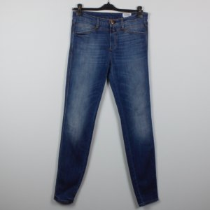 Closed Slim Jeans Gr. 30 blau (19/02/089)