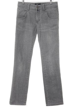 Closed Slim jeans grijs casual uitstraling