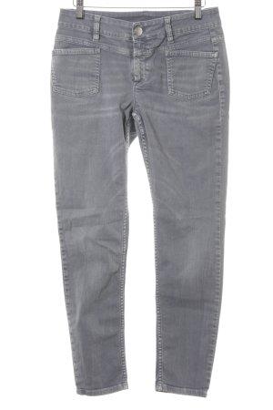 Closed Slim Jeans grau meliert Casual-Look