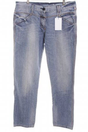 Closed Slim Jeans hellblau Washed-Optik