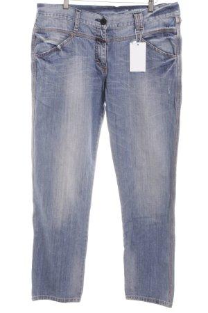 Closed Slim jeans lichtblauw gewassen uitstraling