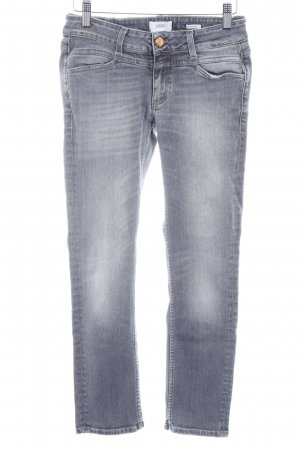 Closed Slim Jeans hellgrau Business-Look
