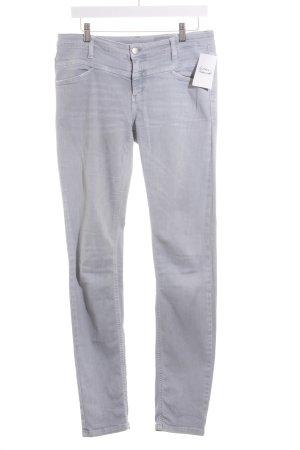 Closed Slim Jeans hellgrau Casual-Look