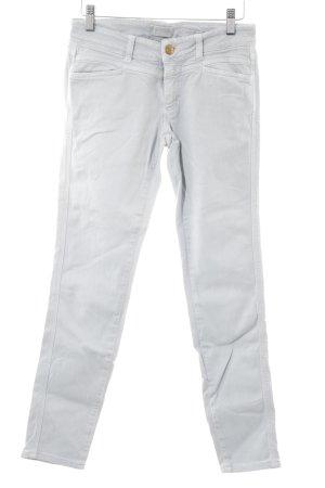 Closed Jeans slim bleu azur style décontracté