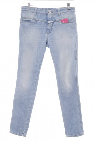Closed Slim Jeans himmelblau Jeans-Optik