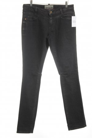 "Closed Slim Jeans ""Pedal-O"" schwarz"