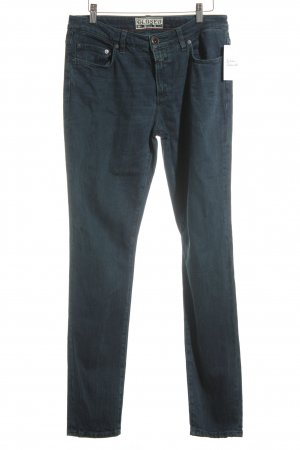 Closed Slim Jeans petrol Casual-Look