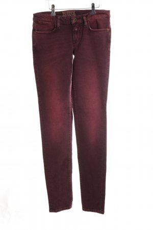 Closed Slim Jeans rot Casual-Look