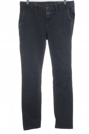 Closed Slim Jeans schwarz