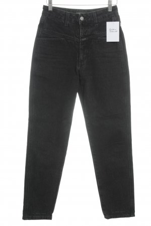 Closed Slim Jeans schwarz Casual-Look