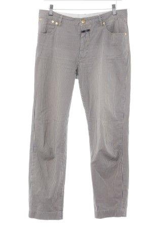 Closed Slim jeans gestreept patroon casual uitstraling