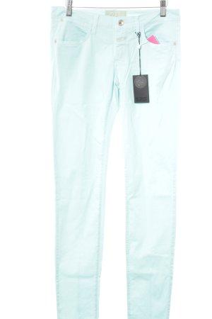 Closed Slim Jeans türkis Casual-Look