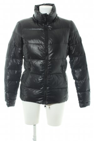 Closed Steppjacke anthrazit Steppmuster Casual-Look