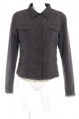 Closed Steppjacke schwarz Casual-Look