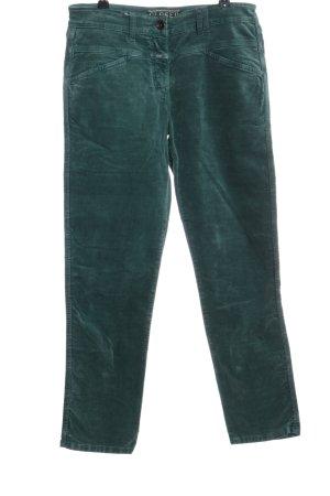 Closed Stoffhose grün Casual-Look