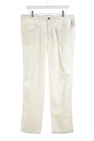 Closed Stoffhose creme Casual-Look