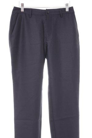Closed Pantalone jersey blu scuro stile professionale