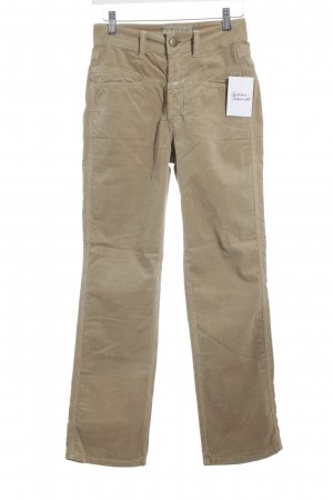 Closed Stoffhose hellbraun Casual-Look