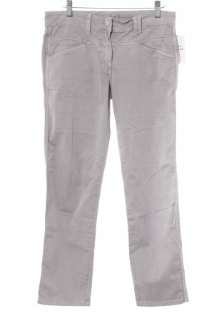 Closed Stoffhose hellgrau Casual-Look