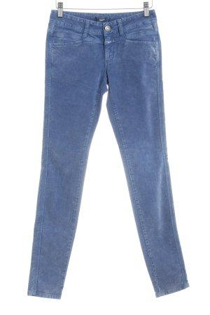 Closed Jersey Pants cornflower blue casual look