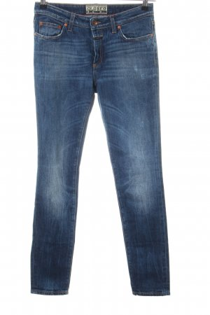 Closed Straight Leg Jeans blue casual look